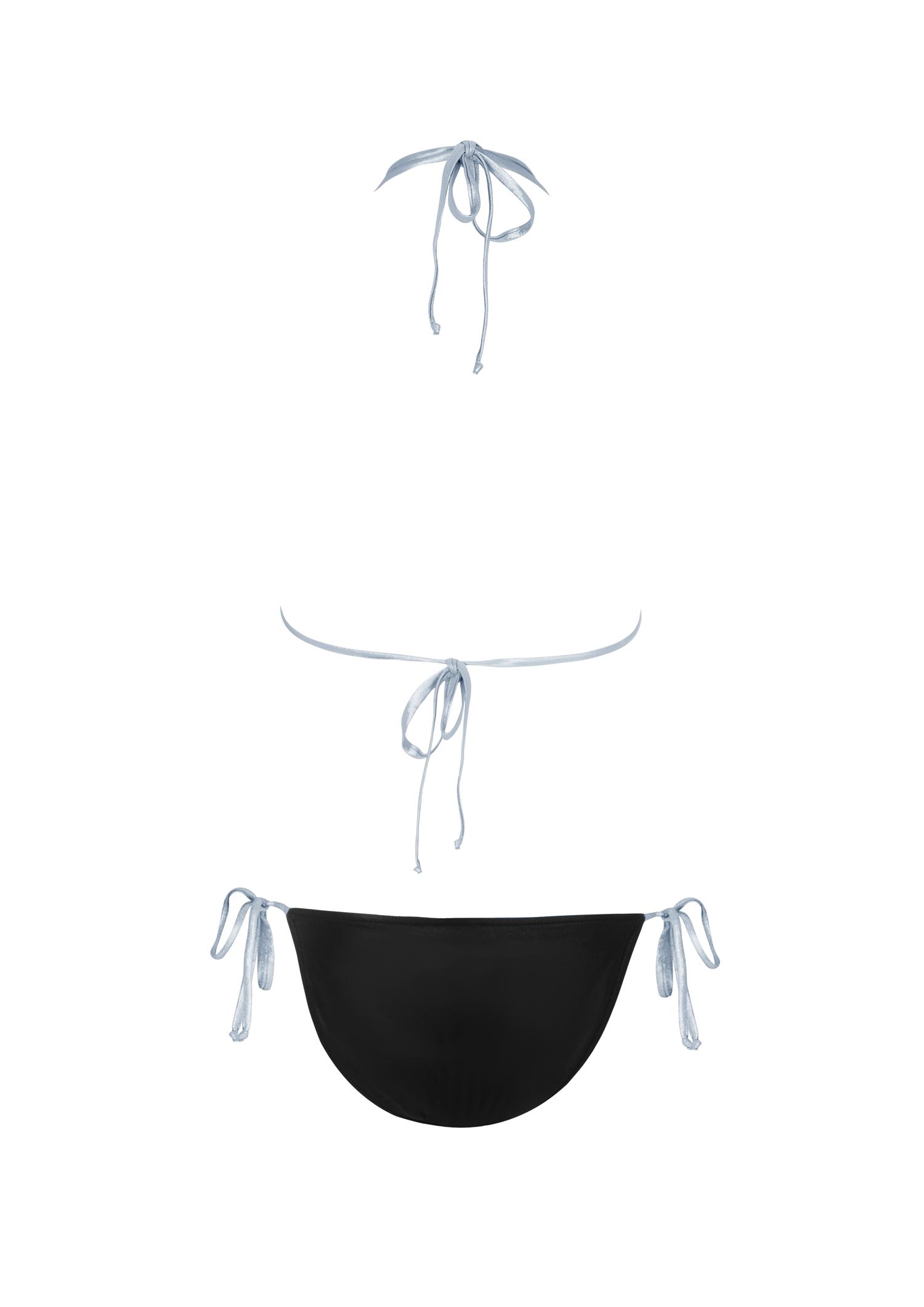 Teeny bikini