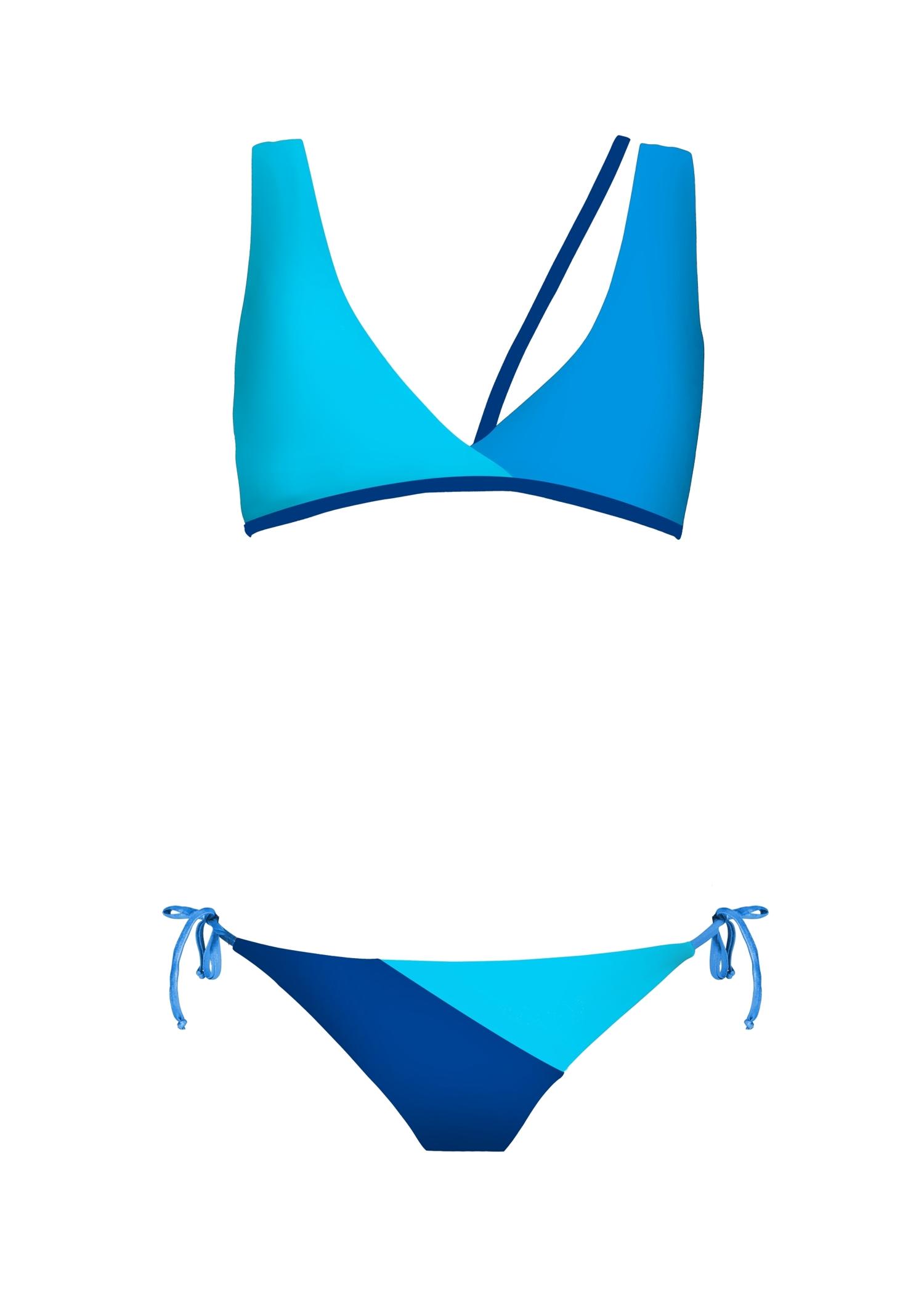 Bikini Wrap effect